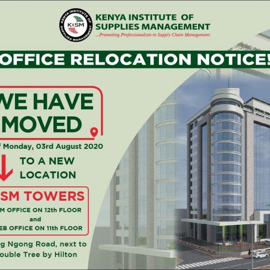 KISEB Office Relocation