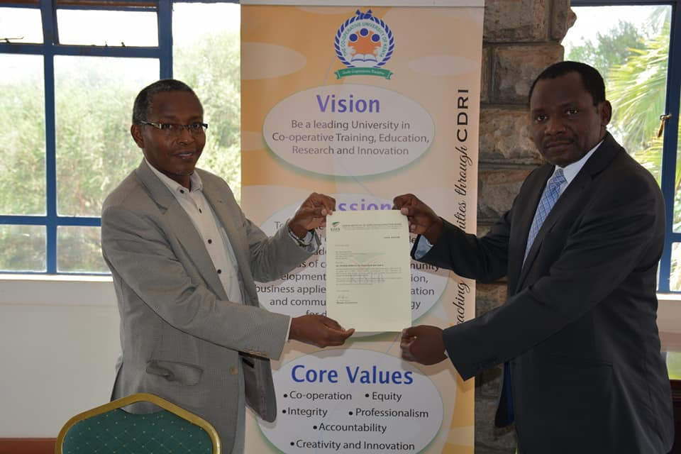 KISEB – CUK Partnership Deal