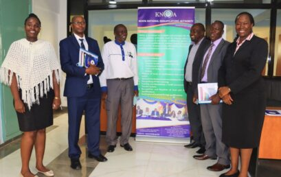 KISEB Accreditation by KNQA