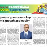 The role of professional bodies and certification in Kenya. Article written on (Friday, 30 July 2021)