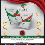 Invitation to Launch of the Revised CPSP-K & APS-K Syllabuses